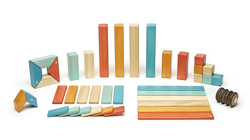 Tegu | 42-Piece Set (Sunset)