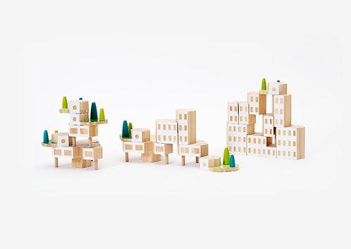 Blockitecture | Garden City Mega Set