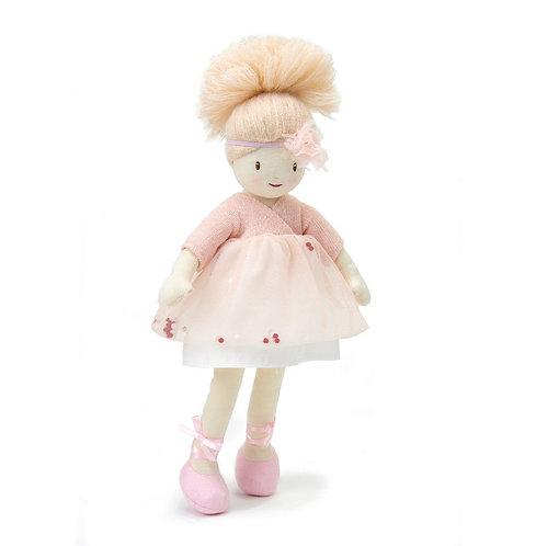 Amelia Ballerina Rag Doll