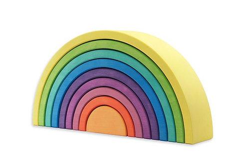Ocamora | 9 piece Rainbow - Yellow