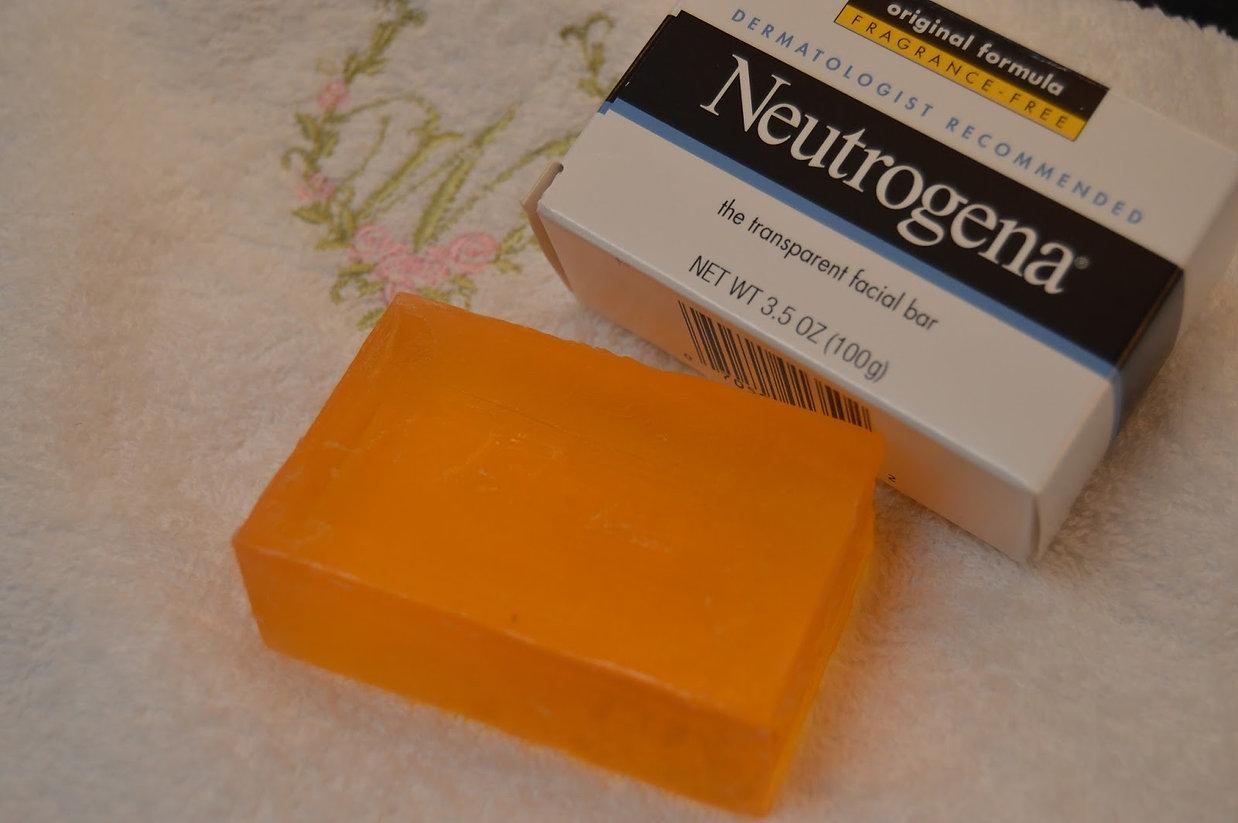 Sabonete Facial Neutrogena