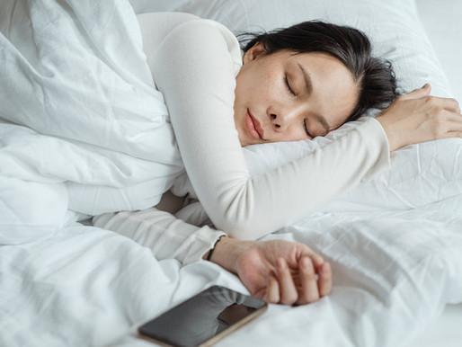 SMART technológie a spánok