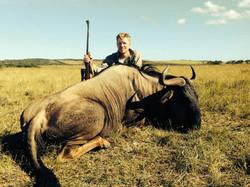 Blue Wildebeest Marshall 2014