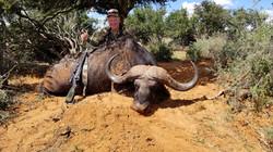 Garland Hamilton Cape Buffalo 2021