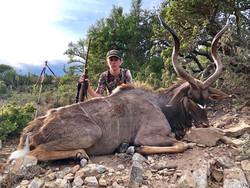 Josh Dixon Kudu 2019