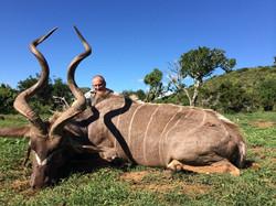 Tom Reilly East Cape Kudu #98 SCI