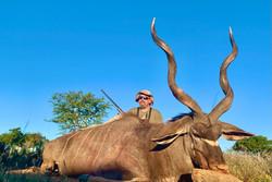 Rob Wehrman Cape Kudu 2021