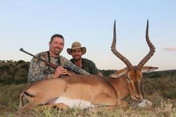 Mike Kingsley Impala 2014