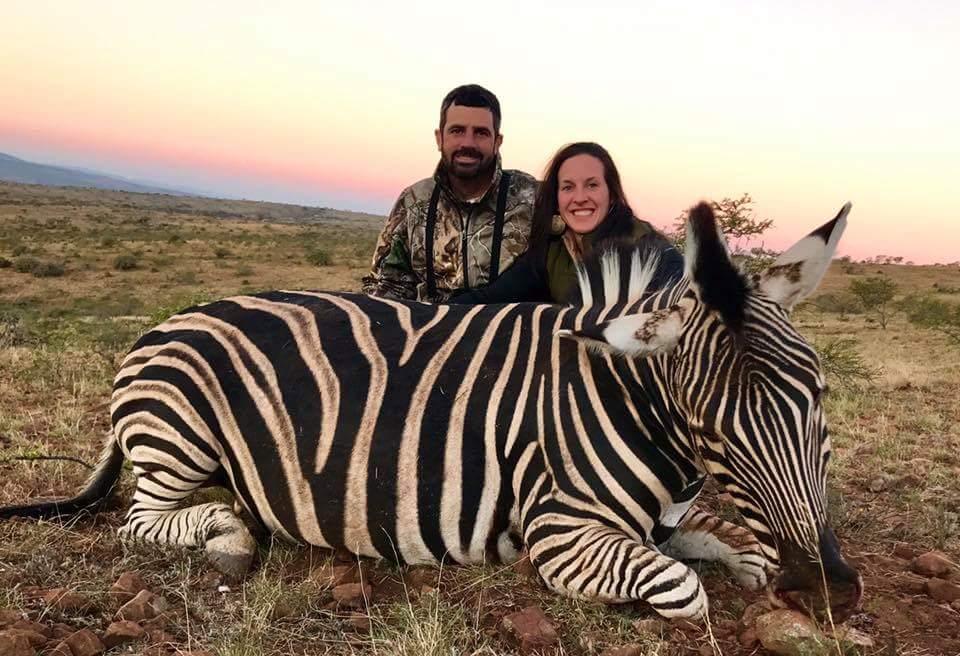 Leigh Dempsey Zebra 2017