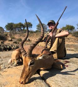 Josh Dixon Impala 2019