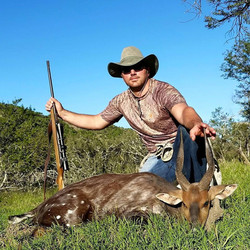 Bushbuck Ryan Kennedy 2015