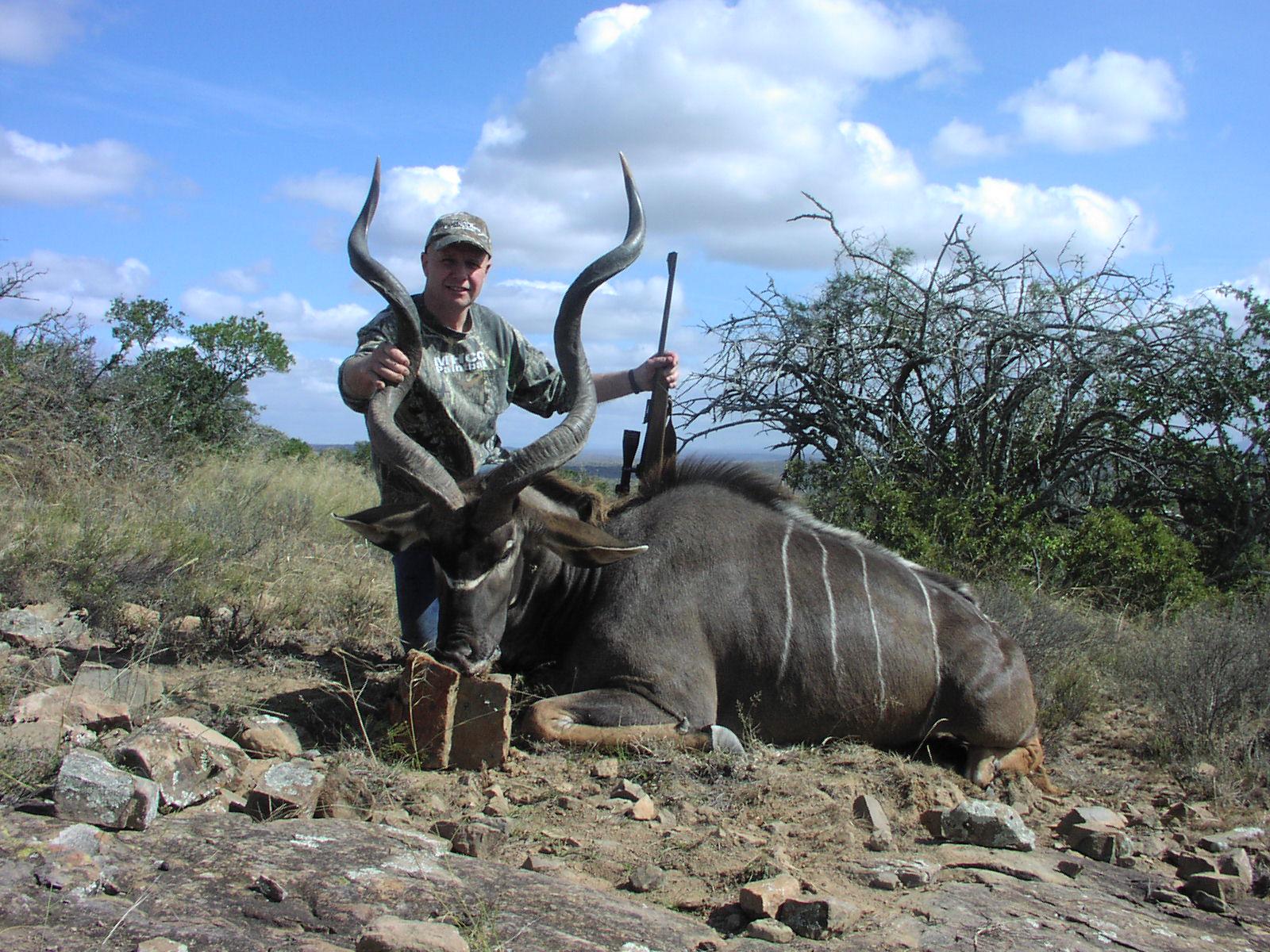 Kudu Bob Anderson