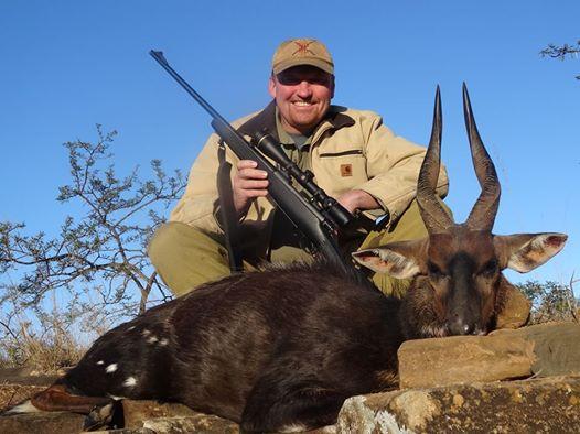 Bushbuck Ned Wilson