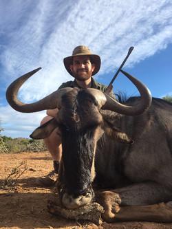 Garrett Nalls Blue Wildebeest 2016