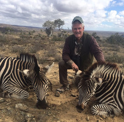 Marcus Bowen Zebras 2017