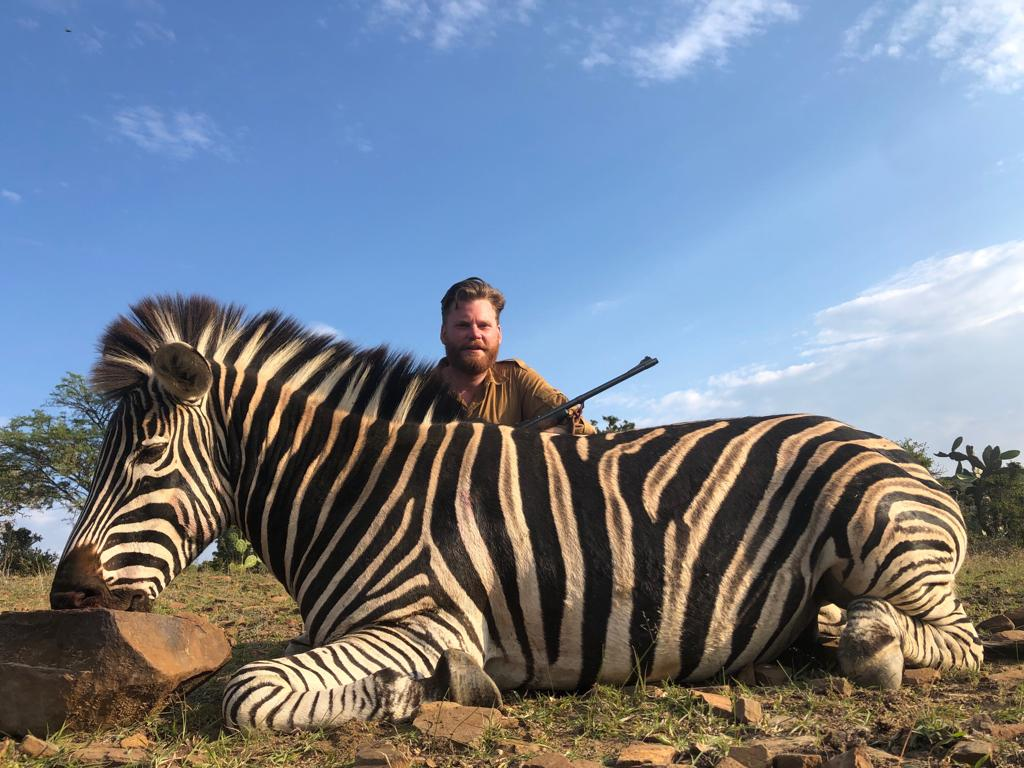 Marcus Bowen Zebra 2019