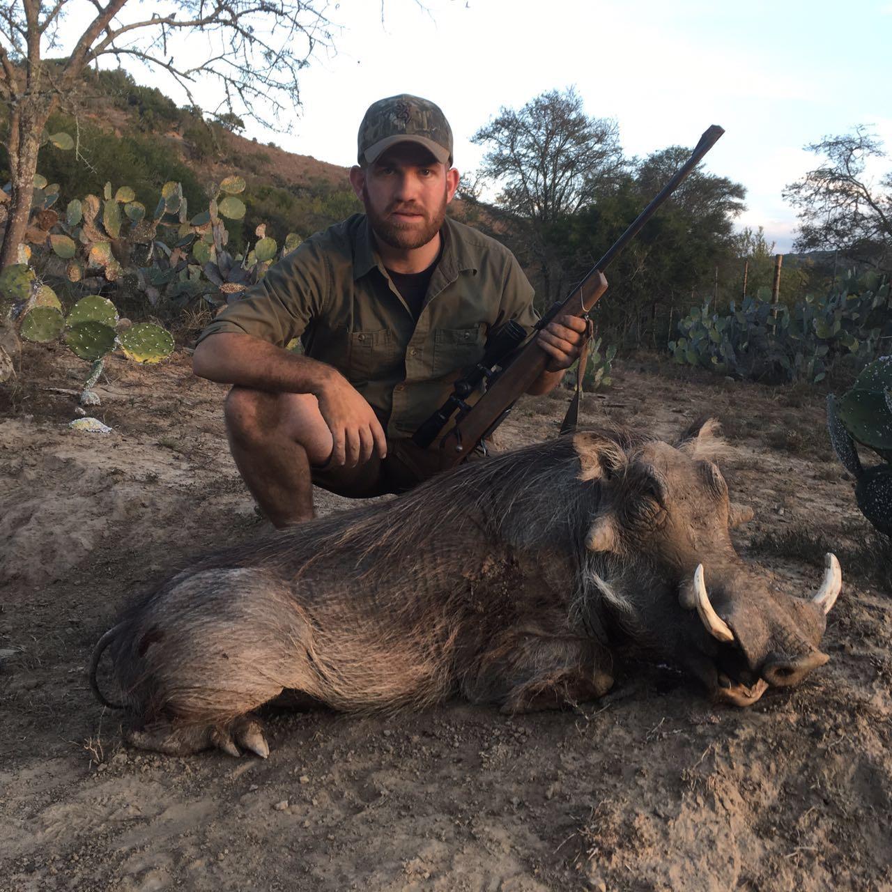 Garrett Nalls Warthog 2016