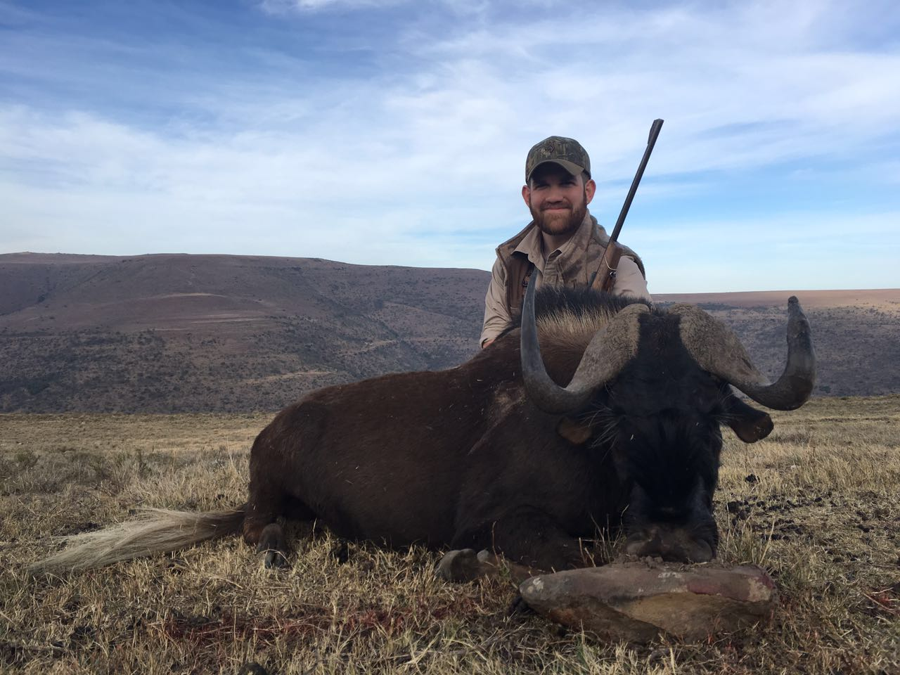 Garrett Nalls Black Wildebeest 2016