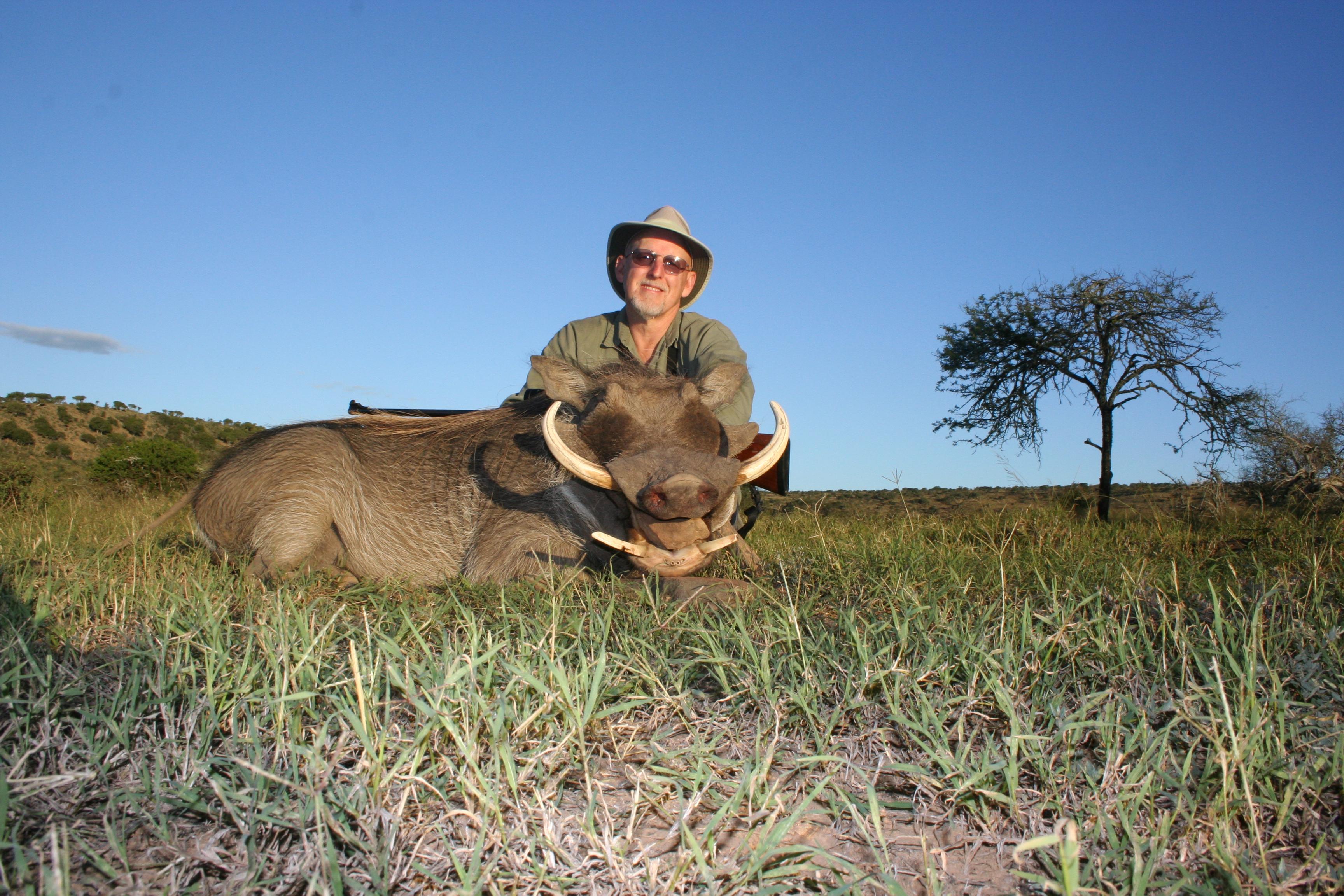 Warthog Brad Rauch
