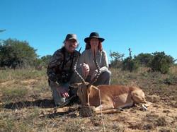 Kieth and Elizabeth Hannaman Impala