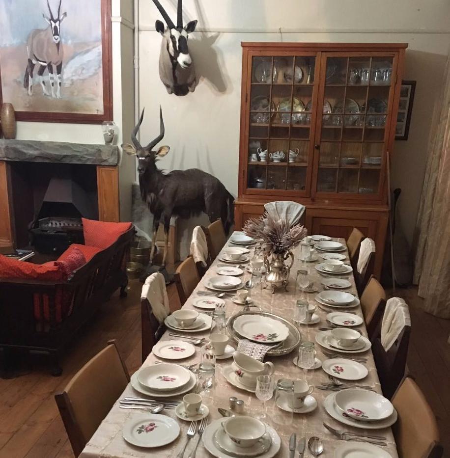Dining Hall HuntSA