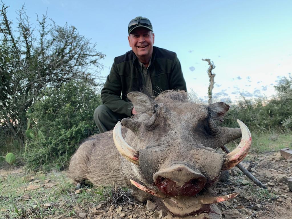 Jeff Benson Warthog 2019