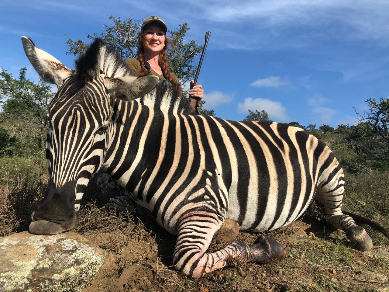 Shotgun Lisa Zebra 2019