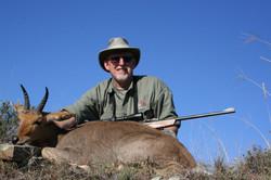 Mountain Reedbuck Brad Rauch