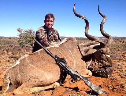 East Cape Kudu HuntSA Trophy