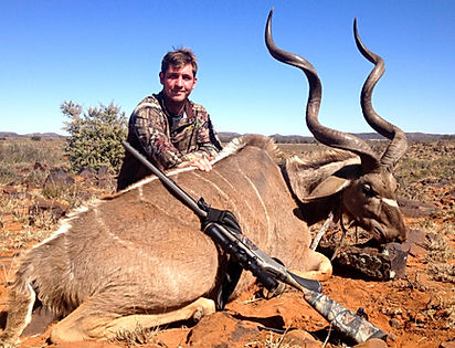East Cape Kudu HuntSA Trophy