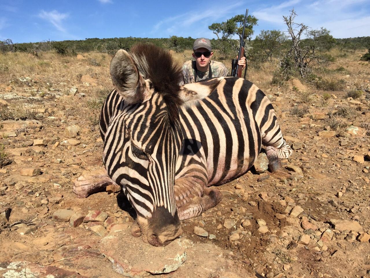 Tanner Lar Zebra 2015