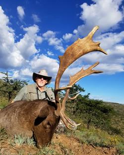 Brad Rauch Fallow Deer 2018