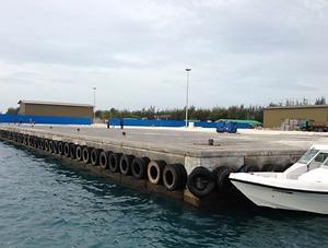 Harbour construction