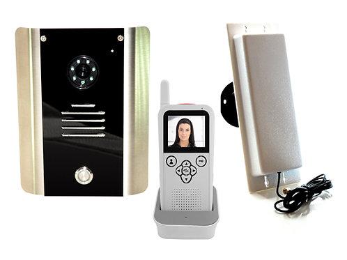 AES 605-AB  1 Button Wireless Video Intercom