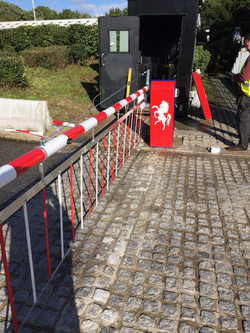 Automatic Traffic Barriers