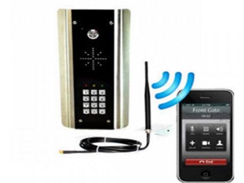 AES GSM 3ABK  Wireless GSM Intercom w/keypad
