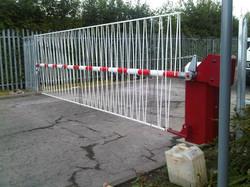 Heavy Duty Barriers