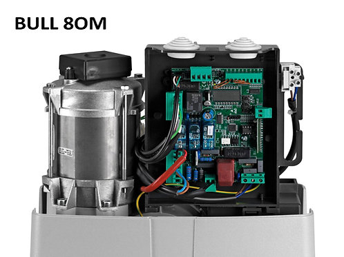 Beninca 230v Sliding Gate Motor Kit up to 800kg