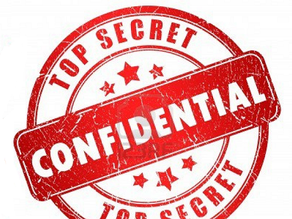 CONFIDENTIALITY OR TRANSPARENCY?