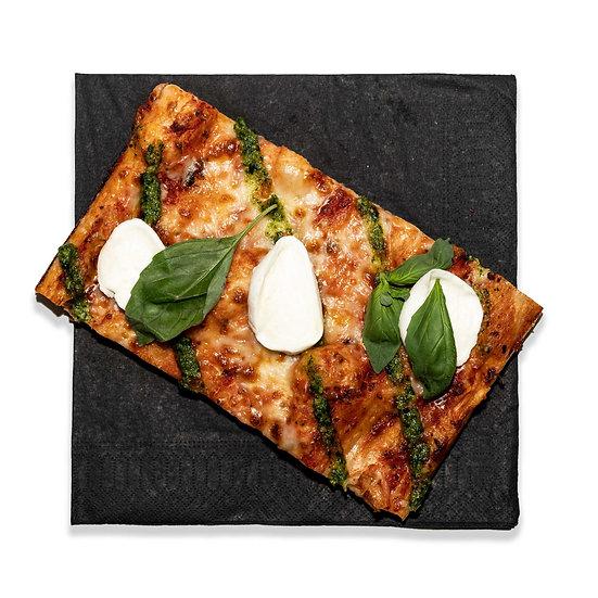 Pizza maison al taglio