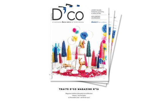 Traits D'co Magazine N°16