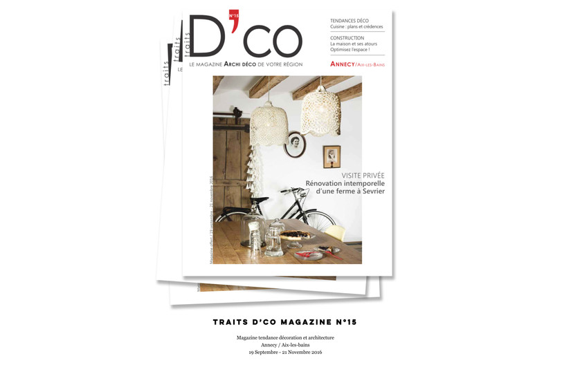 Traits D'co Magazine N°15