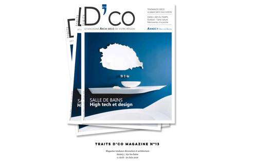 Traits D'co Magazine N°13