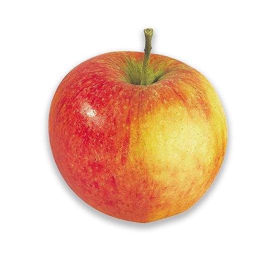 Pomme des vergers Tissot (dont 1€ de consigne)