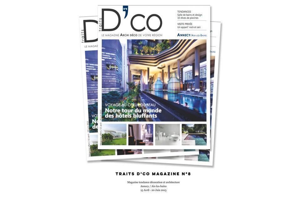Traits D'co Magazine N°8
