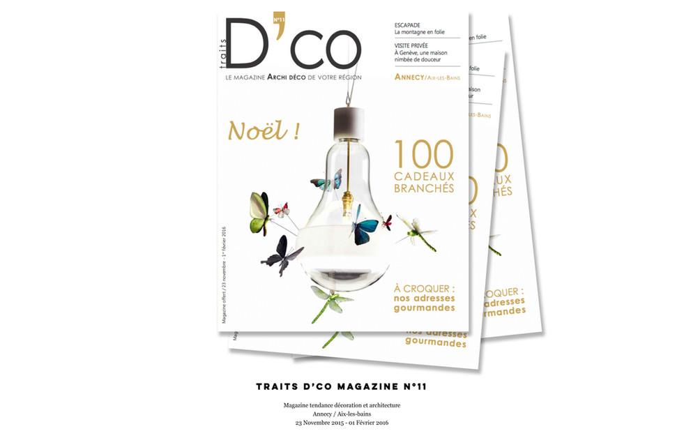 Traits D'co Magazine N°11