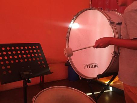 Taller Banda Instrumental