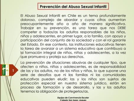 """""""¿Cómo prevenir el abuso sexual infantil?"""""""