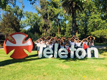 24 años apoyando a la Teletón