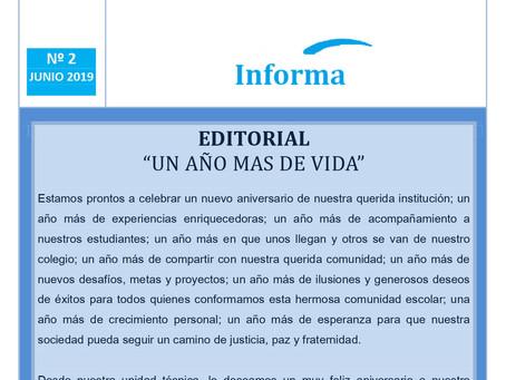 Boletín Junio UTP